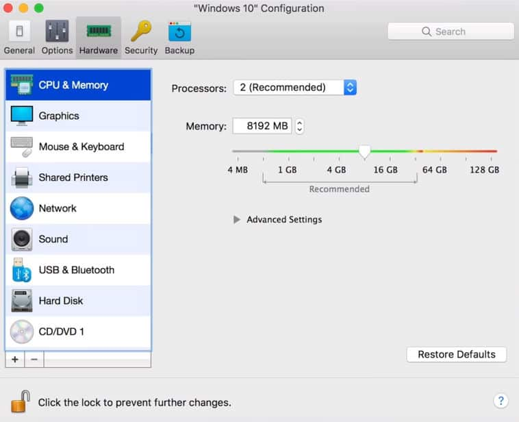 Parallels For Mac 10.11.6